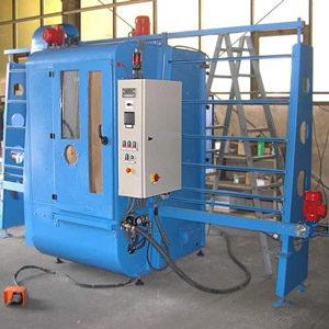 Glass throughput unit CK 1300/1600