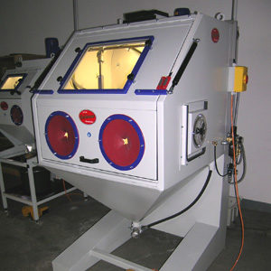 Handstrahlkabine Prima 1000-2000