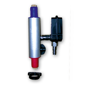 Pneumatic heating / cooling unit