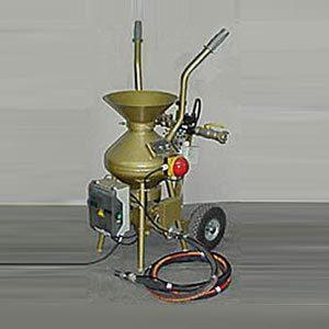Pressure blasting unit 13 l