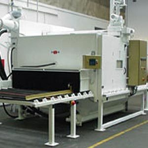 Throughput unit