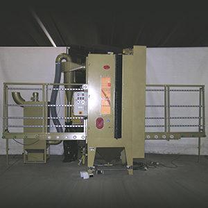 Automatic throughput unit type KASM