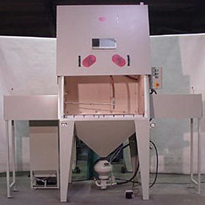Interval Instant blasting unit type 1500  ISO