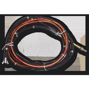 Jet hoses, nozzles, couplings