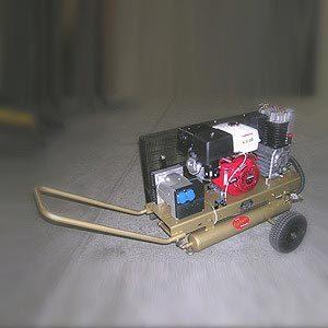 Movable compressor G800B